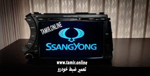 تعمیر ضبط سانگ یانگ اکتیون